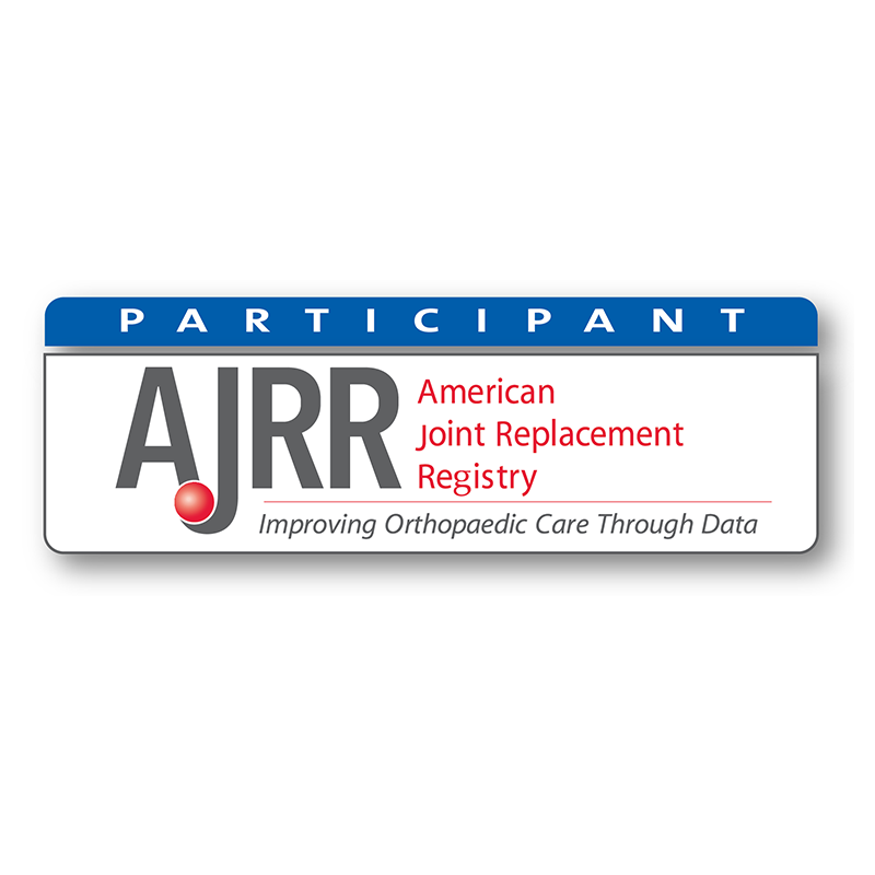 American Joint Replacement Registry Participant Logo